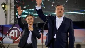 Klarer Wahlsieg der prowestlichen Regierung