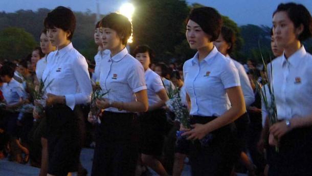 Kim Jong-un will sich mit Vergnügungstrupps umgeben