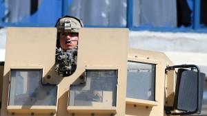 Tote nach Angriff auf Isaf-Militärkonvoi