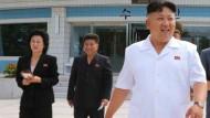 Kim Jong-Uns Schwester befördert