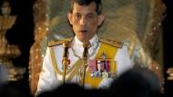 Kronprinz Vajiralongkorn soll der nächste König der Thailänder werden.
