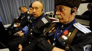 Des Kremls rechtsextreme Freunde