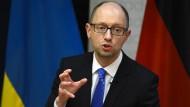 Kiew gibt Fehler bei Aufklärung zu