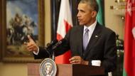 Obama wirbt energisch für britischen EU-Verbleib