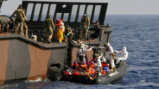 EU stellt neue Flüchtlingsstrategie vor