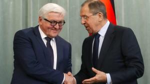 Russland lässt Steinmeier abblitzen