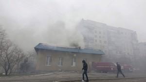 Mindestens 30 Tote bei Rebellen-Offensive