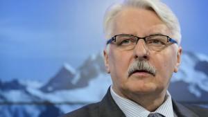 Polens Regierung will führende Rolle in der EU spielen