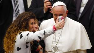 Papst kritisiert Verzicht auf Kinder