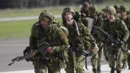Nato-Staaten beginnen Manöver in der Ukraine