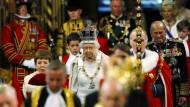 Die Königin und die Versprechen ihres Premiers