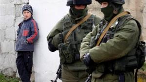 Krim-Parlament will den Anschluss an Russland