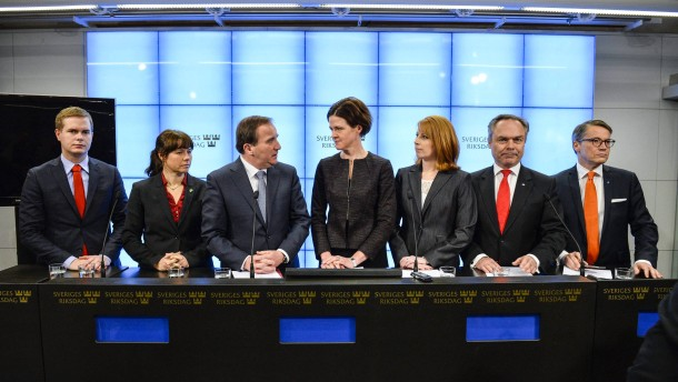 Regierung und Opposition einigen sich