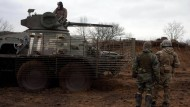 Armee befürchtet Angriff auf Mariupol