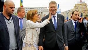 Bürgerpräsident mit deutschen Tugenden