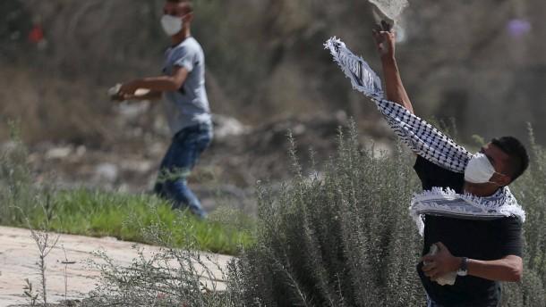 Netanjahu erklärt Steinewerfern den Krieg