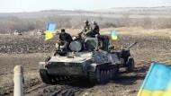 Separatisten fordern Ende der Feindseligkeiten