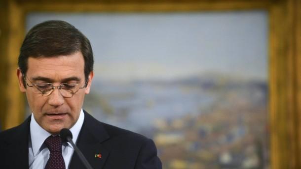 Portugal kürzt die Ausgaben