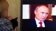 Putins große Show