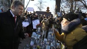 Ukrainische Regierung stellt Koalitionsvertrag vor