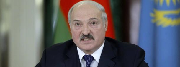 Der weißrussische Präsident Lukaschenka regiert sein Land seit Jahren mit harter Hand.