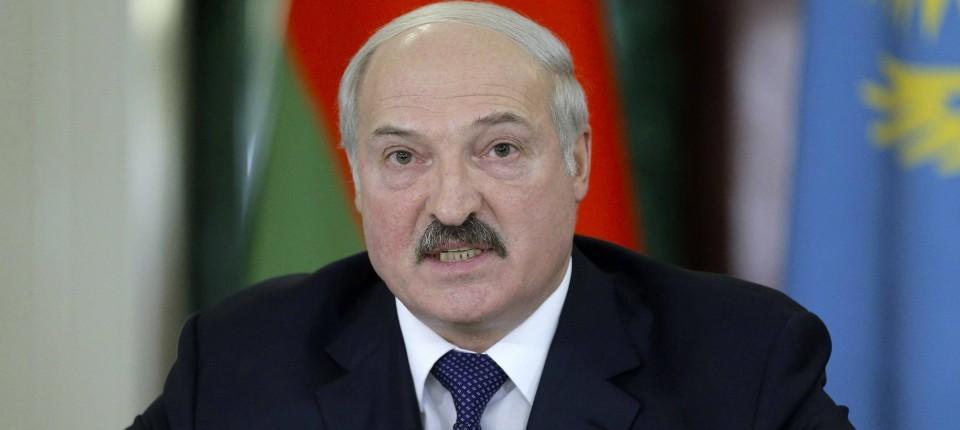 Präsident Weißrussland