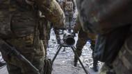 Sechs Soldaten getötet