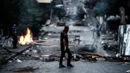 Steinmeier warnt vor Ende des Friedensprozesses