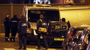 Frankreichs Terrorabwehrkräfte an ihren Grenzen