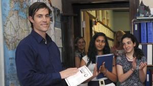 Mörder von James Foley ist angeblich identifiziert