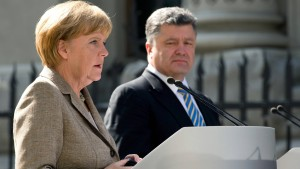 Merkel: Vorerst keine weiteren Sanktionen