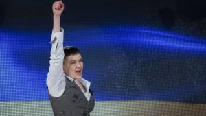 Sawtschenko bereit zu Präsidentschaftskandidatur