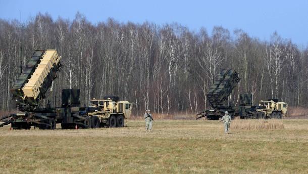 Russland warnt Ukraine vor Raketenstationierung