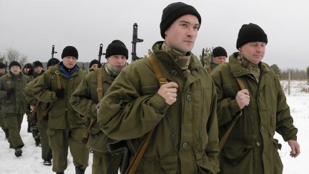 Armee wird auf 250.000 Mann vergrößert