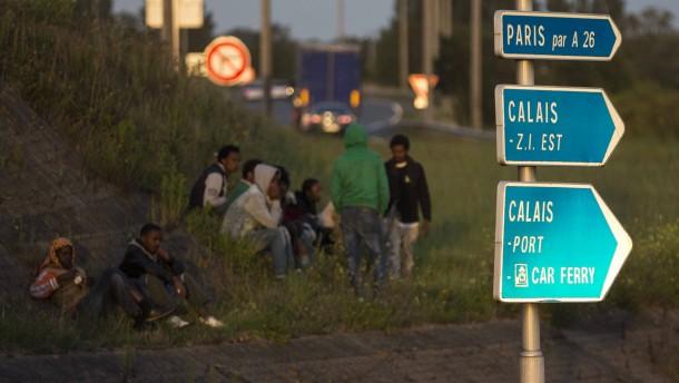 EU-Grenzschutzagentur bietet Hilfe an