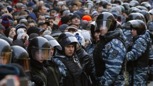 Moldauische Wähler in Russland behindert