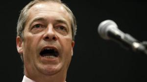 """Farage wirft Europa """"moralische Feigheit"""" vor"""