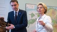 Estland wünscht sich deutsche Truppen