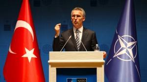 Nato besorgt über Aufrüstung der Krim