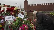 Kameras am Kreml überwachen den Tatort nicht