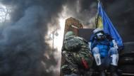 Janukowitsch sieht Mitverantwortung für Majdan-Gewalt