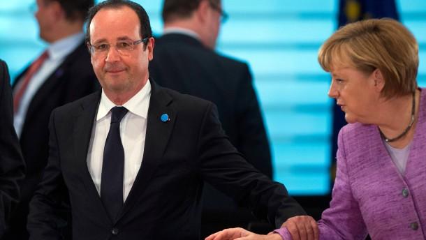 Das deutsch-französische Dilemma