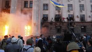 Die Tragödie von Odessa