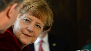 Merkels fortgesetzte Reisediplomatie