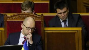 Proeuropäische Koalition verliert Mehrheit