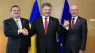 Ukraine will 2020 EU-Mitgliedschaft beantragen