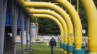 Russland stellt Gaslieferungen an Ukraine ein