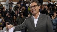 Staatsanwalt verklagt Kataloniens Regierungschef