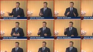 Die letzten Tage des Präsidenten Janukowitsch