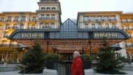 Das Victoria Jungfrau Hotel in Interlaken ist das erste Haus am Platz.